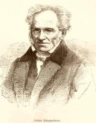 Schopenhauer, Danzig, 22 de Fevereiro 1788 — Frankfurt, 21 de Setembro 1860