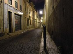 Rua-de-noite