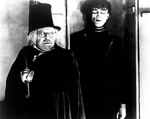 O Ganinete do Dr. Caligari