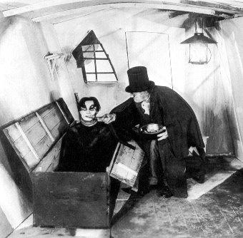 Caligari influenciou diversos filmes de terror