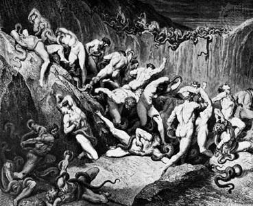 O inferno na sociedade